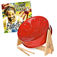 Family Reggae WOW Combo Pack