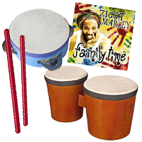 Family Reggae Fun Combo Pack