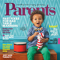 Complimentary Parents Magazine Subscription (24 issues)