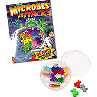 Microbes Attack