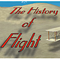 The History of Flight Flip Book