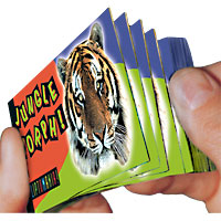 Jungle Morph Flip Book