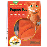 Cat Puppet Kit