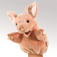Little Pig Puppet