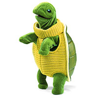 Turtleneck Turtle Puppet