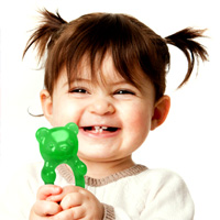 Gum Me Bear Teether