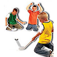 Mini Carpet Hockey Set