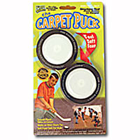 The Carpet Puck - Double Pack