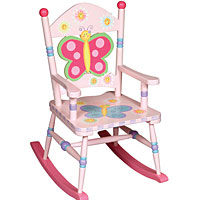 Butterfly Rocking Chair
