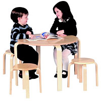Nordic Table & Chairs Set