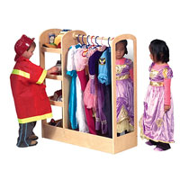 See and Store Dress Up Center