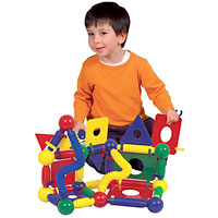 Magneatos Jumbo Master Builder Set - 89 pc