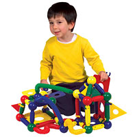 Magneatos Jumbo Master Builder Set - 148 pc