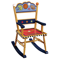 Playoffs Rocking Chair