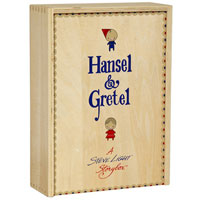 Steve Light Storybox - Hansel & Gretel