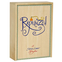Steve Light Storybox - Rapunzel