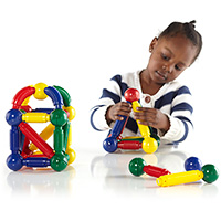 Magneatos Better Builder 100 pc Set with Storage Case
