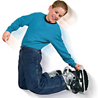 Air Kicks Anti-Gravity Boots