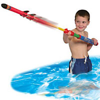 Pump Rocket Jr. Water Rocket Launcher
