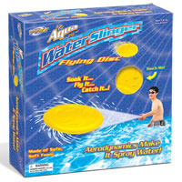 Water Slinger Floatable Flying Disc