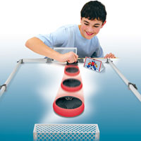 Hover Hockey Deluxe Air Hockey Game