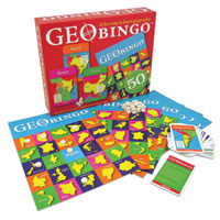 Geo-Bingo World