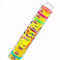 Playdoh Party Pack Tube