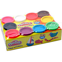 Playdoh Case of Colors - 10 pack