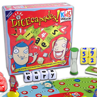 DICEcapades - Kids Version