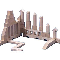 Basic Building Blocks - Large Starter Set