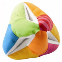 Fabric Ball Tricorn-Triangle