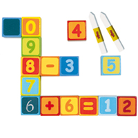 Building Blocks First Number Fun - 15 Cube