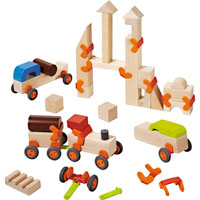 Discover the Building Blocks Technics - Large Basic Pack Vehicles