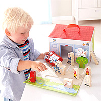 My First Play World Fire Brigade Large Play Set