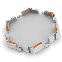 Nano Habitat Hex Cells Set