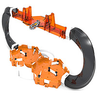 HexBug Nano V2 Bridge Battle Set