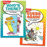 Highlights Joke Books - set of 2
