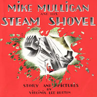 Mike Mulligan & His Steam Shovel Book & CD