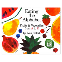 Eating The Alphabet - Fruits & Vegetables from A to Z