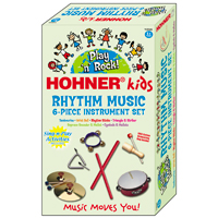 Rhythm Music 6-Piece Set