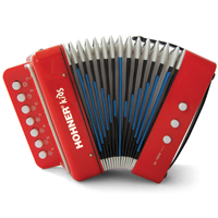 Toy Accordian