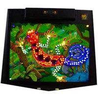 Masterpiece LED Art Board