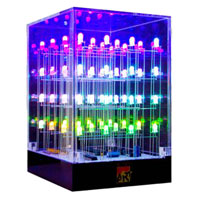 Cube LED Light Display
