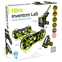 Hanz Large Inventor's Lab