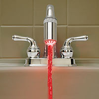 Faucet Light - Temperature Control