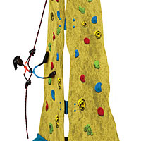 Rock Climbing Wall Benders