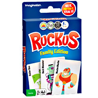 Ruckus the Card Game