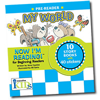 Now I'm Reading - My World