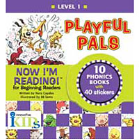 Now I'm Reading - Playful Pals