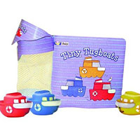 iBaby Bath Books